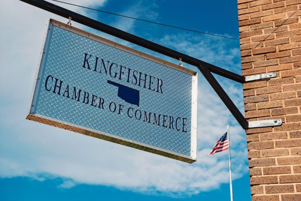 City of Kingfisher Chamber of Commerce